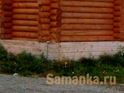 Забирка – защитная стена, обустраиваемая между столбами столбчатого фундамента предохраняющая подпольное пространство от загрязнения и утепляющая его