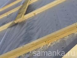 Это незаменимый материал для помещений с повышенным уровнем влажности и температуры