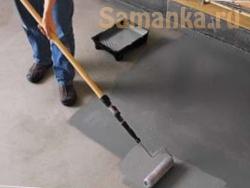 Грунтовая краска для бетона декоративный наливной пол цена пенза