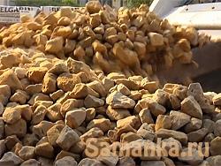 Камень бутовый – это горная порода, добываемая из природного материала, являет собой экологически чистый и безвредный продукт