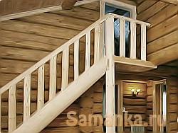 Балясина – несущий и одновременно художественный элемент перил и ограждений лестниц, балконов и балюстрад
