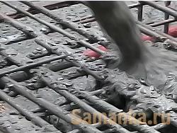 Железобетон – композиционный искусственный строительный материал, состоящий из металлической арматуры, залитой бетоном