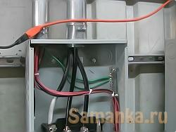 Заземление – устройство защиты машин и человека от поражения электрическим током