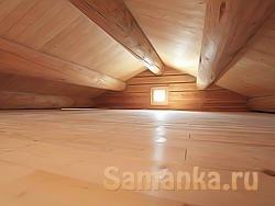 Чердак – функциональный элемент крыши, ограничиваемый ее скатами и перекрытием здания