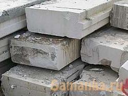 Ячеистый бетон – строительный конструкционный материал, искусственный камень