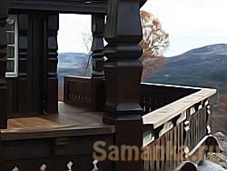 Перила – ограждения различной конфигурации, обустраиваемые для безопасной эксплуатации лестниц, балконов, мостов, набережных и террас
