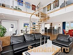 Хай-тек – современный стиль в архитектуре и интерьерном дизайне, сформировавшийся в середине ХХ века