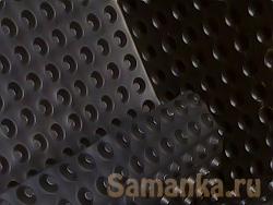 Дренажные мембраны – рулонный, защитный материал, изготавливаемый из полимера