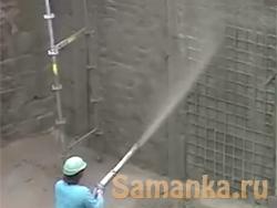 Штукатурная гидроизоляция – вид, представляющий собой многослойное защитное покрытие, применяемое в основном по бетонным основаниям