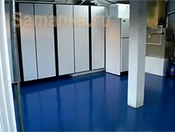 Наливные полы – бесшовное напольное полимерное покрытие, применяемое в жилых и производственных помещениях, отличающееся повышенной износостойкостью