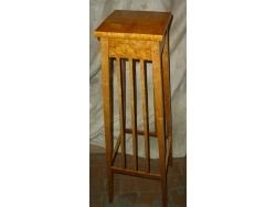 Жардиньерка – предмет мебели, зачастую этажерка, полочка, ящик, корзинка или нечто подобное, служащее подставкой для показа или выращивания комнатных цветов и растений