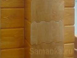 Клееный брус – многослойный конструкционный материал, получаемый путем склеивания подготовленных особым образом деревянных досок – ламелей
