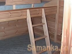 Лестница – строительный элемент здания или изделие, позволяющее без посторонней помощи подниматься или опускаться с одного уровня на другой