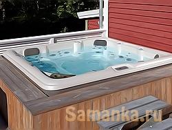 Купель – емкость или бассейн, где можно принимать контрастные водные процедуры