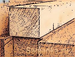 Обрезной пиломатериал – группа пиломатериалов имеющих в поперечном сечении четырехгранник, прямоугольник