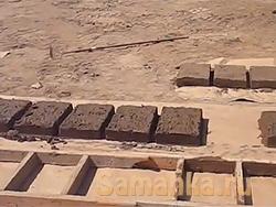 Саман – это древнейший, композитный строительный материал, представляющий собой кирпич, высушенный на солнце