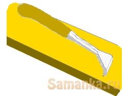 Циклевание – технологическая операция, применяющаяся для получения чистовой поверхности у древесины и мягких пластмасс, путем соскабливания тонкого слоя с поверхности