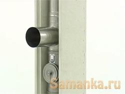 Дымоход – обустраиваемое отверстие, канал, служащий для отвода дымовых газов от печей, плит, котлов и других отопительных и нагревающих приборов за пределы здания