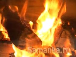 В старину обжиг древесины называли подкуриванием, поскольку в качестве основного источника теплового воздействия бралось открытое пламя костра