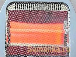 Обогрев инфракрасным обогревателем напоминает солнечное тепло, когда невидимые для глаза лучи нагревают, т.е. поглощаются поверхностью, на которую падают