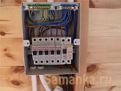 УЗО (устройство защитного отключения) – электрическое устройство, позволяющее в автоматическом режиме отключить энергопотребление