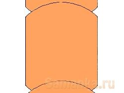Оцилиндрованный брус геометрически представляет собой бревно, обработанное на 2 канта