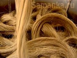 Получают льноватин из отходов основного производства, как побочный продукт переработки льна